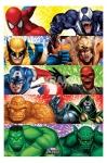 POSTER Fumetti e Cartoni