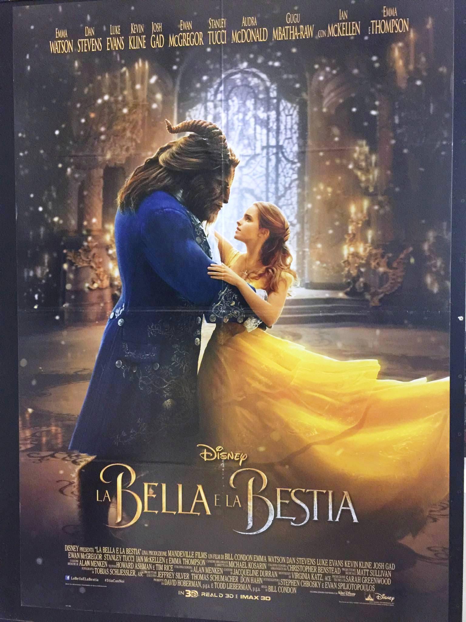 La Bella e la Bestia [HD] Streaming   Altadefinizione