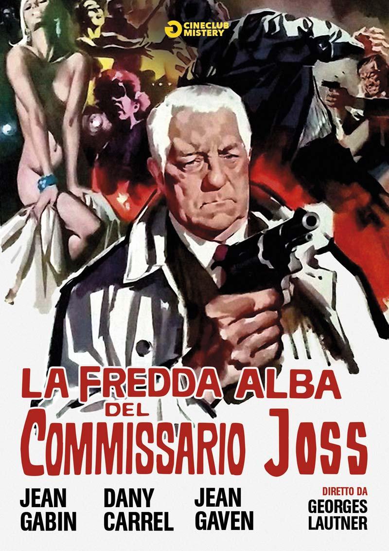 Risultati immagini per La fredda Alba del Commissario Joss