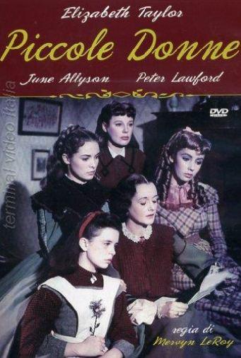 """Risultato immagini per piccole donne 1949"""""""