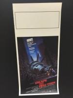 1997: Fuga da New York loc.33x70 digitale tiratura limitata