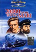 20.000 Leghe Sotto I Mari DVD (1954) R.Fleischer