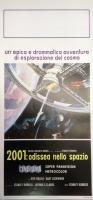 2001 Odissea nello spazio loc.33x70 digitale tiratura limitata