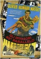 49° Parallelo - Gli Invasori (DVD) Di Michael Powell