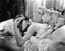 A.Hepburn Colazione da Tiffany cat foto 20x25 hol905