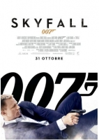 Agente 007 SKYFALL Manifesto Originale
