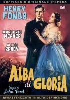 Alba Di Gloria (1939 ) DVD John Ford
