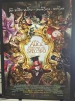 Alice attraverso lo specchio Poster maxi CINEMA 100X140