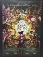 Alice attraverso lo specchio Poster 70x100