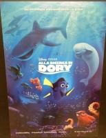 Alla ricerca di Dory (2016) Poster cm. 70x100