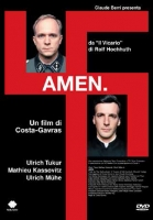 Amen. (2002) DVD di Costa-Gavras