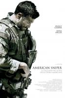 American Sniper - Clint Eastwood - MANIFESTO 100X140