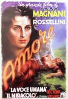 Amore di Rossellini Miniposter 35x50