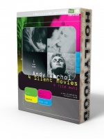 Andy Warhol - 4 Silent Movies (4 Dvd) (1963, 1964 )