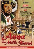 Anna Dei Mille Giorni DVD di Charles Jarrott