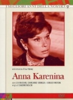 Anna Karenina (1974) Box in 3 DVD di Sandro Bolchi