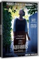 Aquarius (2016) DVD di Kleber Mendonca Filho