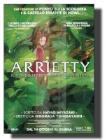 Arrietty (2011) poster film  70x100