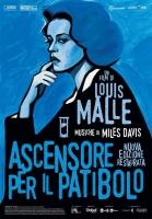 Ascensore per il Patibolo poster 70x100 tiratura limitata