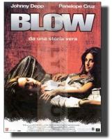 BLOW poster film CINEMA 70x100