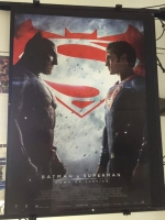 Batman V Superman Poster maxi CINEMA 100X140