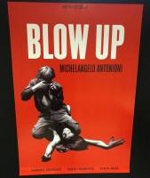 Blow Up Antonioni - Poster 70x100