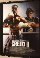 CREED II (2019) Poster maxi CINEMA 100X140