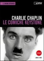 Charlie Chaplin. Le comiche Keystone. 4 DVD. Con libro