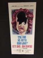 Che fine ha fatto Baby Jane? - Ristampa digitale Locandina 33X70