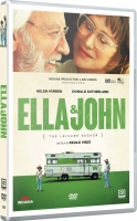Ella & John - The Leisure Seeker (2017) (Dvd) P. Virzì