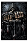 Game Over Reaper (Spiral) Maxi Poster