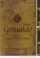 Gesualdo Morte per Cinque Voci (1995) DVD di Werner Herzog