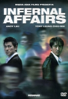Infernal Affairs (Dvd) (2002)