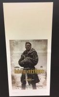 King Arthur (2017) Locandina originale 33x70