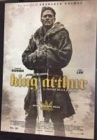 King Arthur (2017) Poster maxi CINEMA 100X140