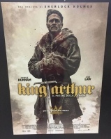 King Arthur (2017) Poster cm. 70x100