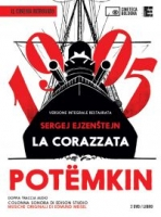LA CORAZZATA POTEMKIN (2 Dvd + booklet) S.Eisenstein