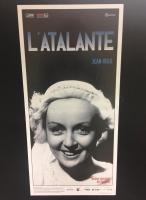 L'Atalante di Jean Vigo (ediz. rest. 2018) Loc. 33x70