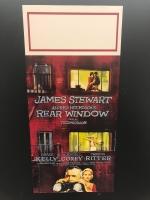 La finestra sul cortile Loc.33x70 ristampa digitale