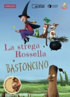 La strega Rossella e Bastoncino (Dvd+booklet)