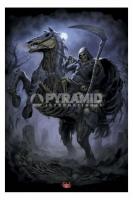 Pale Rider Spiral poster fantasy