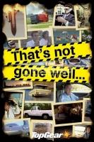 Poster Auto e TV Top Gear Epic Fail Divertenti