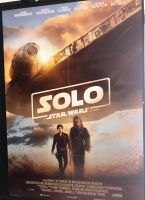 SOLO a Star Wars Story (2018) Poster maxi CINEMA 100X140