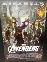 The Avengers Poster 70x100 (ultimi disponibili)