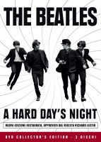 The Beatles - Hard Day's Night (2 Dvd+Booklet) di R.Lester