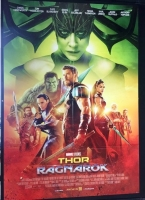 Thor Ragnarok (2017) Poster maxi CINEMA 100X140