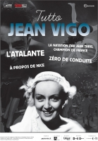 Tutto JEAN VIGO (3 Dvd + 2 Blu-ray + libro)