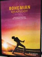 Bohemian Rhapsody (2018) Queen Poster maxi CINEMA 100X140