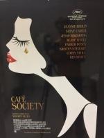 Café Society Poster cm. 70x100