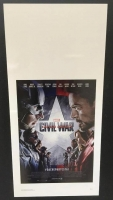 Captain America Civil War Loc. orig. italiana cm. 33x70